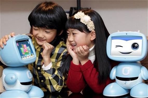 Kibot 2, Ρομπότ για παιδιά
