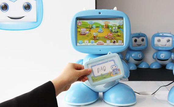 Kibot 2 ρομπότ για παιδιά, με android και