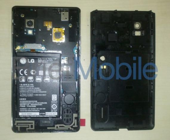 LG LS970, Για την Αμερική με τον τετραπύρηνο Qualcomm S4;