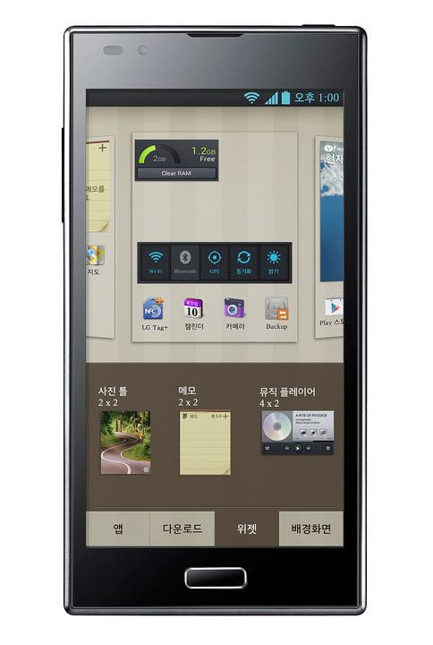LG Optimus LTE2, Ανακοινώθηκε το πρώτο smartphone με μνήμη RAM 2GB
