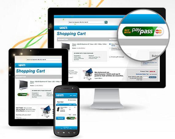 MasterCard PayPass Wallet, Νέοι τρόποι πληρωμών