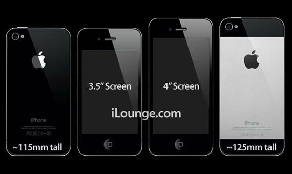 Το νέο iPhone θα έχει οθόνη 4 ίντσες [φήμες]
