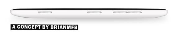 Nokia Lumia 850 concept smartphone