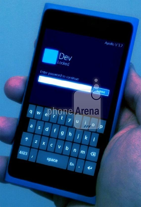 Windows Phone 8 Apollo, Δοκιμές σε ένα Nokia Lumia 900;