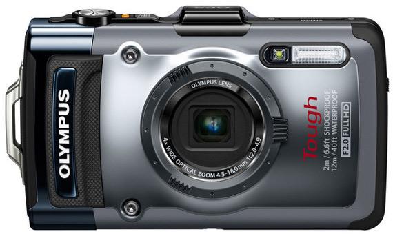 Olympus TG-1 iHS, Ανθεκτική και αδιάβροχη ψηφιακή φωτογραφική με video 1080p
