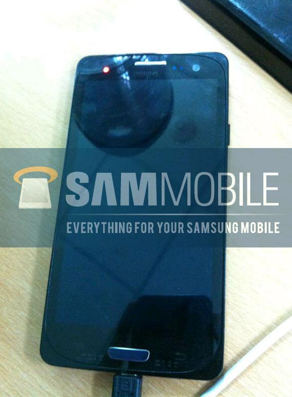 Samsung Galaxy S3, Ακόμα μια φωτογραφία μια μέρα πριν γίνει επίσημο