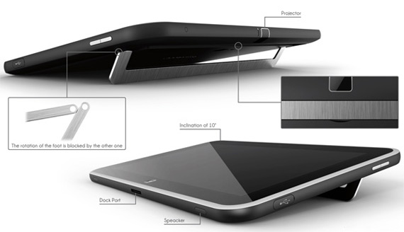Samsung Galaxy One, Windows 8 tablet [concept]