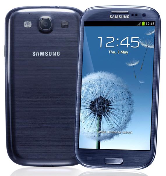 Samsung Galaxy S III πλήρη τεχνικά χαρακτηριστικά και αναβαθμίσεις