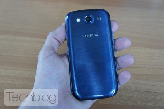 Samsung Galaxy S III, Πρώτη επαφή [hands-on video]