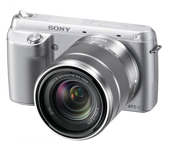 Sony NEX-F3, Με ποιότητα dSLR και μέγεθος compact