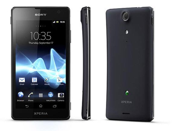 Sony Xperia GX, Με οθόνη 4.6 ίντσες HD και κάμερα 13 Megapixel