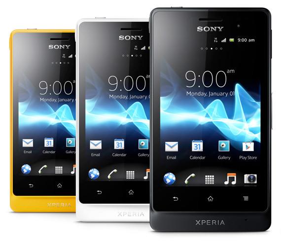 Sony Xperia Go, Ανθεκτικό στο νερό