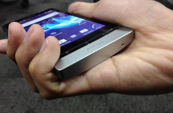 Sony Xperia P death grip, Το άγγιγμα του θανάτου