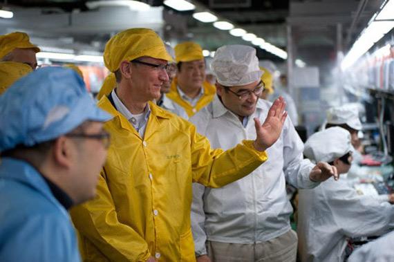 Foxconn, Θα καλυτερεύσουν οι συνθήκες εργασίας στα εργοστάσια κατασκευής iPhone και iPad
