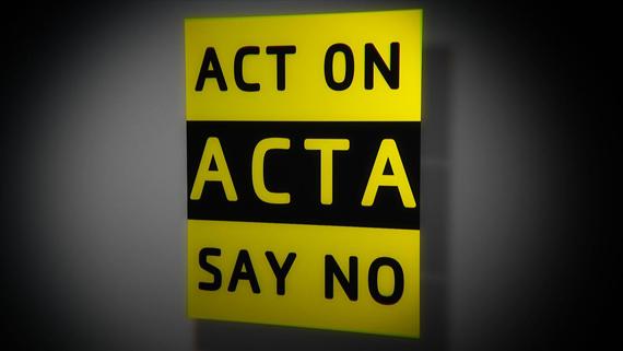 ACTA, Επίσημη απόρριψη της εμπορικής συμφωνίας από το Ευρωπαϊκό Κοινοβούλιο