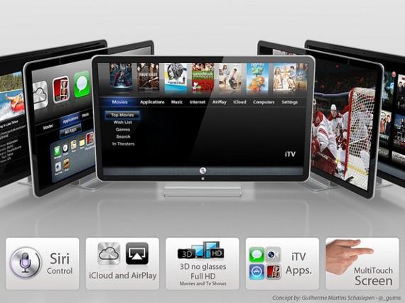 Apple iTV, Η Foxconn λαμβάνει παραγγελία για smart TV [φήμες]