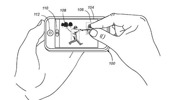 Apple, Κατοχύρωσε πατέντα multi-touch focus για το μελλοντικό iPhone