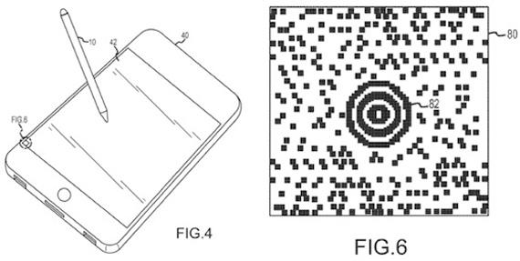 H Apple ψάχνει stylus concepts με optical tracking και απτικό feedback