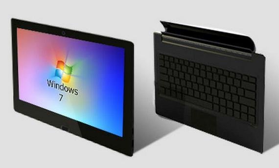 CZC Tech U116T, Ivy Bridge Ultrabook με αποσπώμενο πληκτρολόγιο