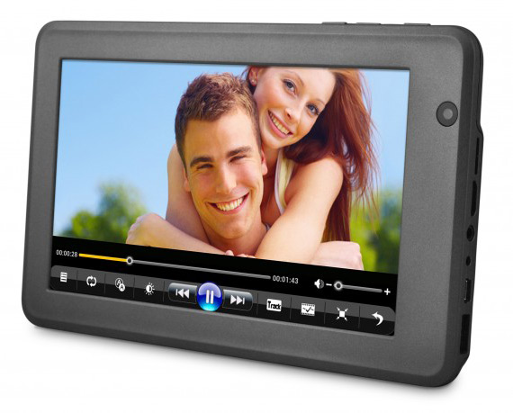eGlide Steal, 7ιντσο Android tablet με Ice Cream Sandwich και 119 δολάρια Αμερικής
