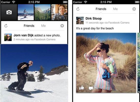 Facebook Camera App, Τώρα ξέρουμε γιατί το Instagram κόστισε τόσο πολύ!