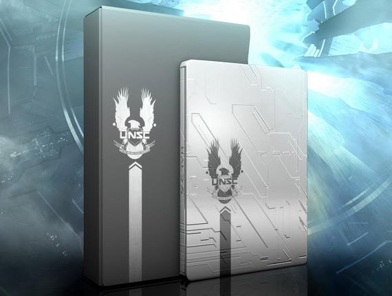 Halo 4 Limited Edition, Η ειδική έκδοση του έπους