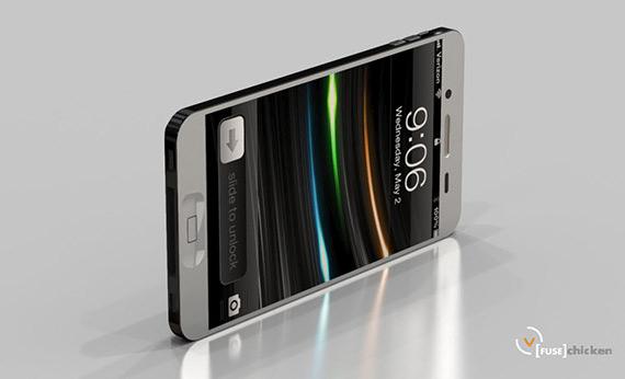 iPhone 5 concept
