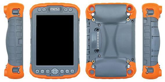 Juniper Systems RAMPAGE 6, Ανθεκτικό tablet με οθόνη 5.7 ίντσες και Android