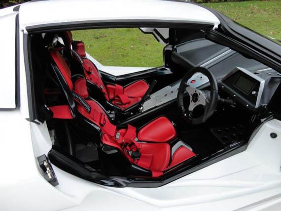 K1 Evelio AEDC, Όπως λέμε All Electric Drift Car