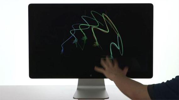 Leap 3D Motion, Ασύρματος χειρισμός με αισθητήρα κίνησης