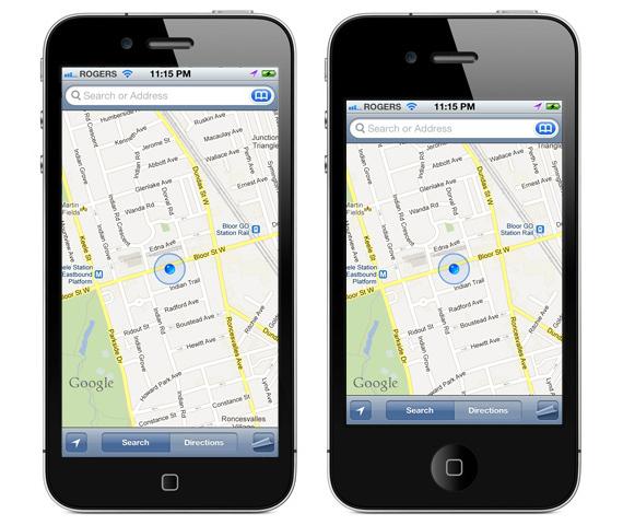 Δοκιμάζουν το νέο iPhone με οθόνη 3.99 ίντσες