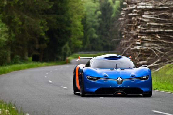 Renault Alpine A110, Νέο μοντέλο για τα 50χρονα ενός συμβόλου της αυτοκίνησης