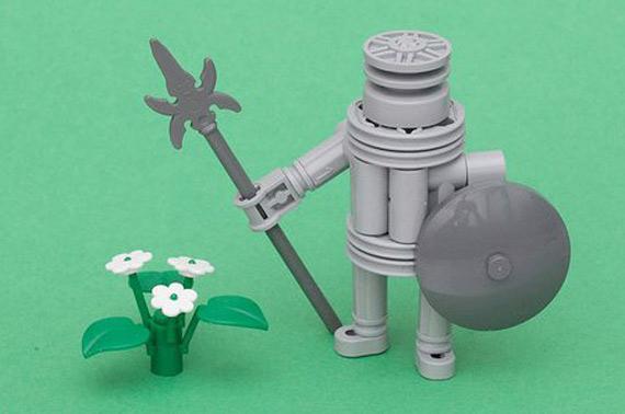 Βιοδιασπώμενα ρομπότ έρχονται από το μέλλον