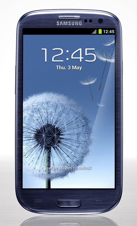 Μάθε τα πάντα για το νέο Samsung Galaxy S III, Το επίσημο hands-on video