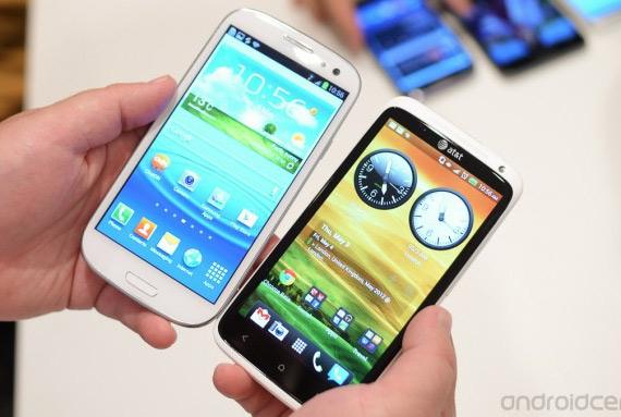Samsung Galaxy S III εναντίον HTC One X, Κόντρα στα τεχνικά χαρακτηριστικά