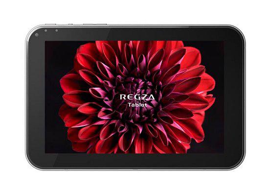 Toshiba AT570, Τετραπύρηνο tablet με οθόνη OLED 7.7 ιντσών