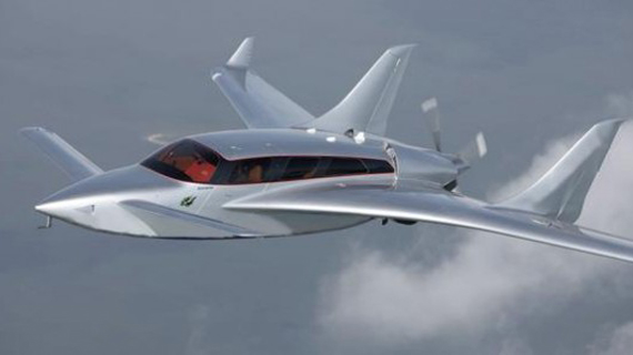 Volta Volare GT4, Πετώντας με υψηλές επιδόσεις σε υβριδικό αεροπλάνο