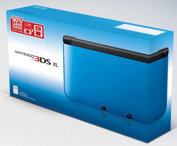 Nintendo 3DS XL, Με δύο μεγαλύτερες οθόνες κυκλοφορεί Ευρώπη στις 29 Ιουλίου