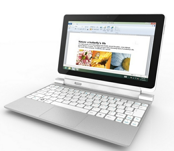 Acer Iconia W510, Υβριδικό tablet με Windows 8 και οθόνη αφής