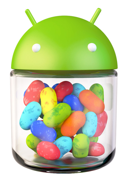 Google Nexus 7, Με Android 4.1 Jelly bean επίσημα