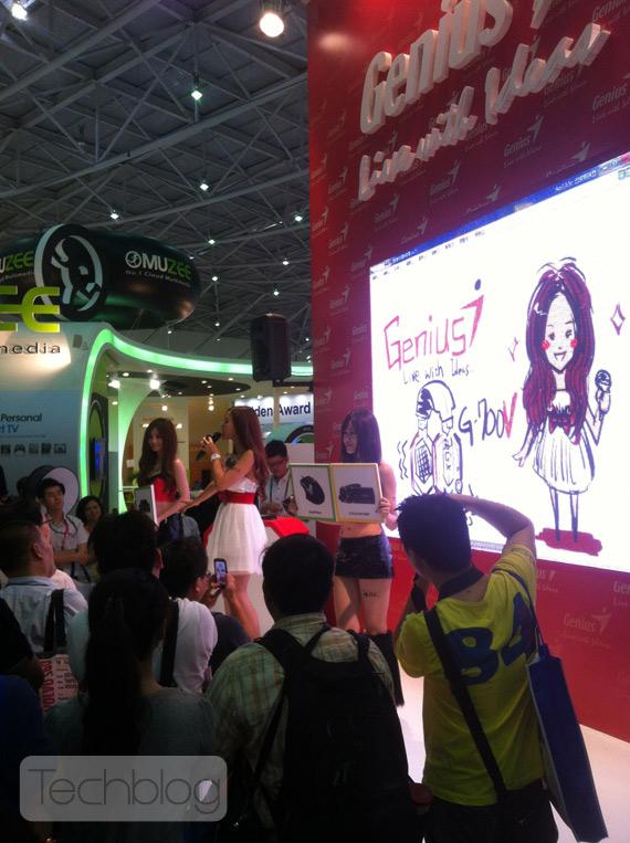Computex 2012, Φωτογραφίες και άποψη μέσα από τα μάτια επισκέπτη του Techblog