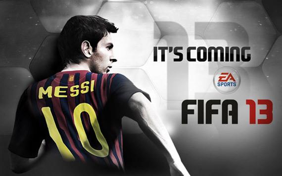 Το FIFA 13 παίζει μπάλα και δουλεύει με το Kinect
