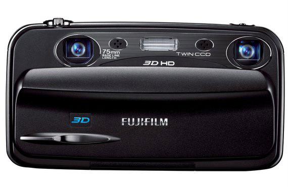 Fujifilm Real 3D W3, Η 3D ψηφιακή φωτογραφική μηχανή... πάει διάστημα!