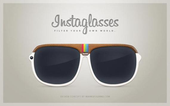 Instaglasses, Γιατί Instagram θες να είναι όλα όσα βλέπεις μπροστά σου...