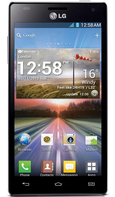LG Optimus 4X HD, Κυκλοφορεί στην Ελλάδα με 599 ευρώ