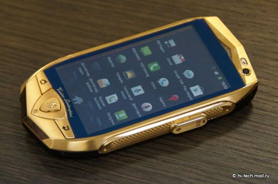 Lamborghini smartphones και tablets, Για τον Άραβα που κρύβεις μέσα σου!