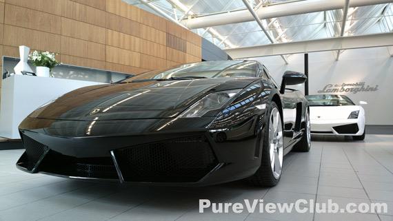Lamborghini Aventador με την κάμερα του Nokia 808 Pure View