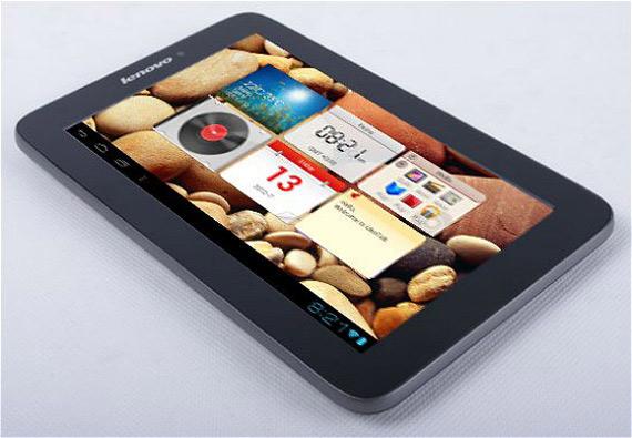 Lenovo LePad A2107, Το πρώτο 3G tablet με δύο κάρτες SIM!