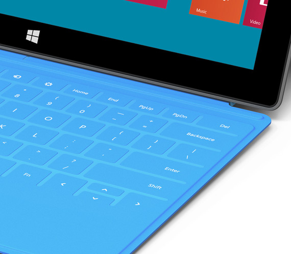 Microsoft Surface tablet, Πιο αναλυτικά
