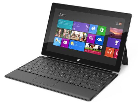 Microsoft Surface, Αναλυτικά οι τιμές του στις ευρωπαϊκές χώρες